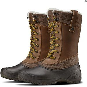 NEW North Face Shelista Boots Size 10